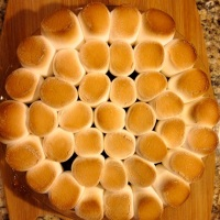 S'mores Casserole in Under Five Minutes
