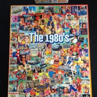 The 1980's in 1,000 Pieces