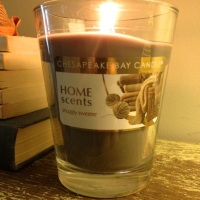 Snuggly Sweater Candle